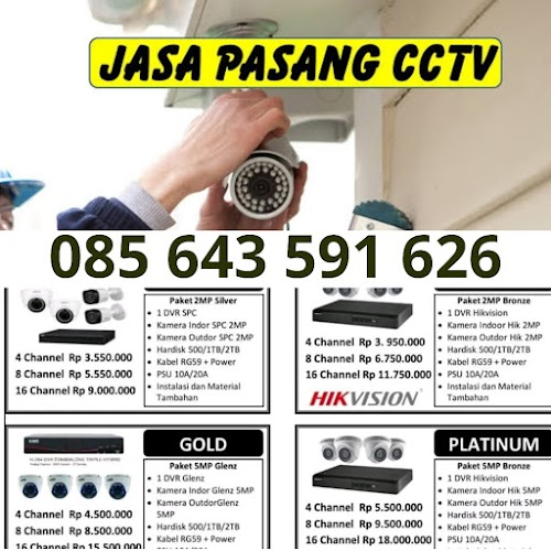 CCTV PEKALONGAN 085643591626 (TOKO CCTV DAN PEMASANGAN)-JUAL HARGA MURAH