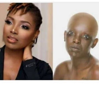 GX GOSSIP: Annie Idibia quickly reacts to post claiming she's suffering from cancer saying take it down now!