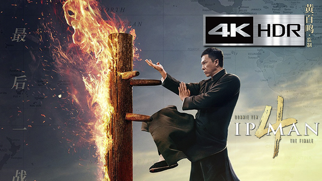 Ip Man 4, The Finale (2019) REMUX 4K UHD [HDR] Subtitulado