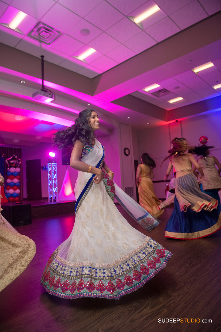Girls Senior Graduation Party Dance Bhangra Novi - SudeepStudio.com Ann Arbor Event Photographer