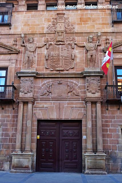 palacio de los Condes de Gómara