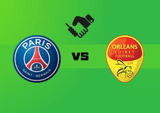 Paris Saint-Germain vs Orléans   Resumen y Partido Completo