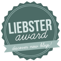 So Pleased to be given The Liebster award