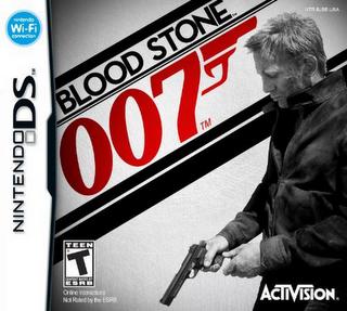 James Bond 007 - Blood Stone (NDS Roms)