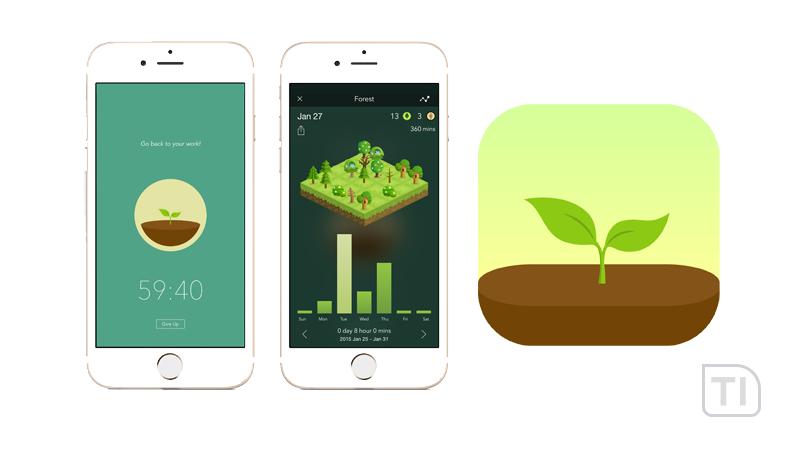 تنظيم الوقت : تعلم كيف تحافظ على تركيزك مع تطبيق Forest