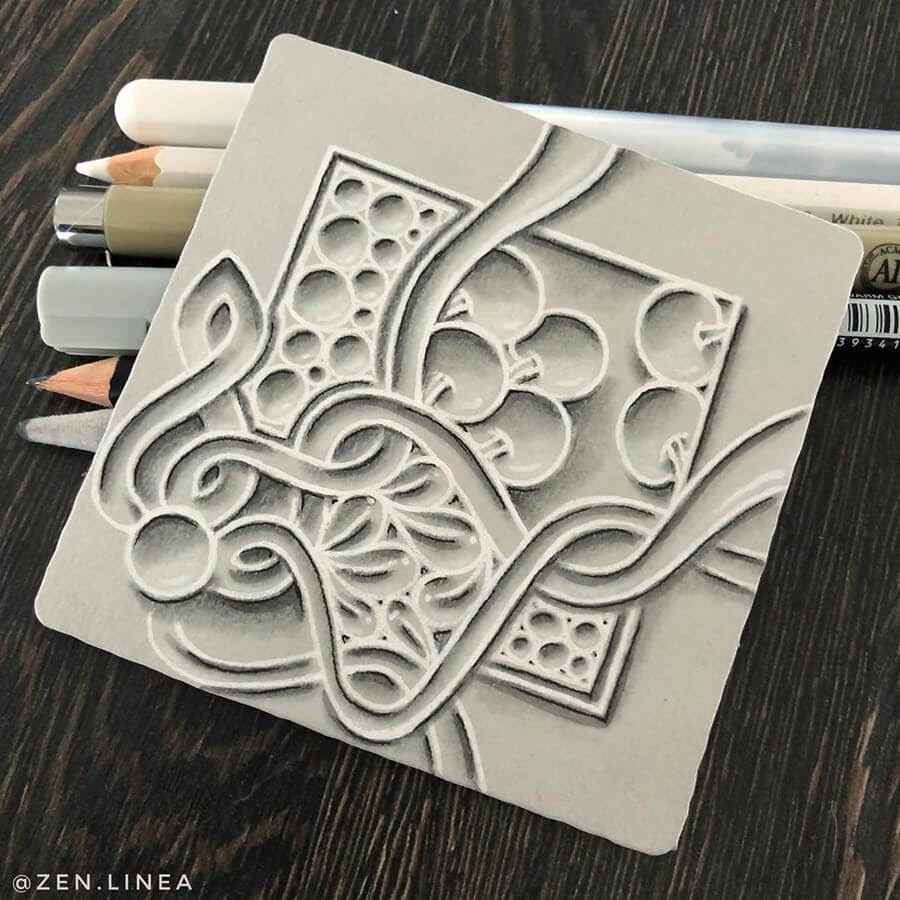 05-Anica-Gabrovec-Zentangle-Drawings-www-designstack-co