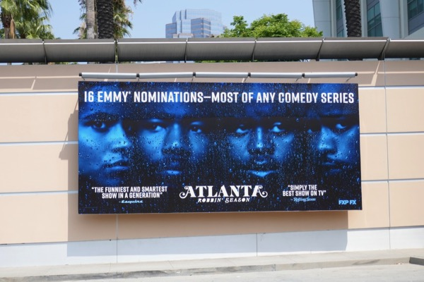 Atlanta season 2 Emmy nominee billboard
