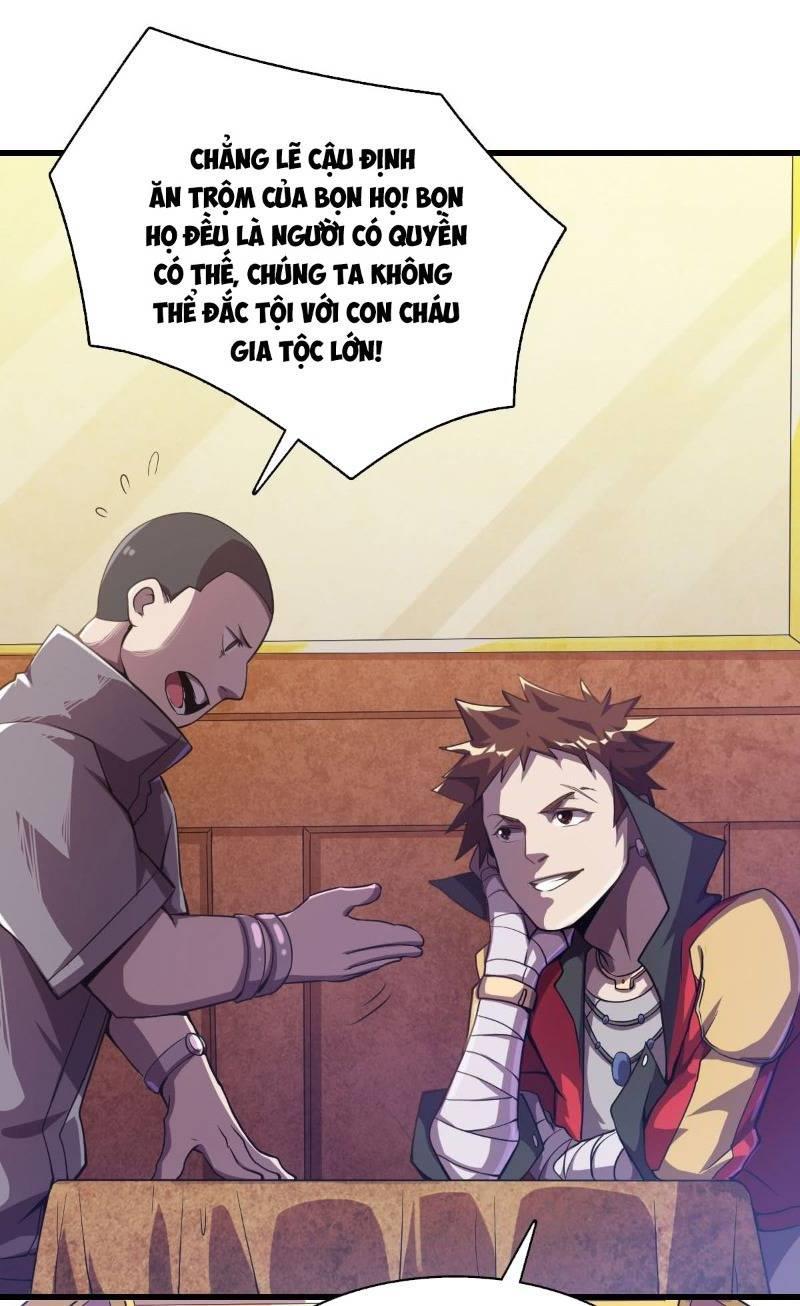 Tinh Nguyên Chi Môn chap 8 - Trang 23