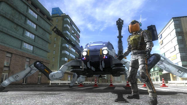 Earth Defense Force 4.1: The Shadow of New Despair PC Full