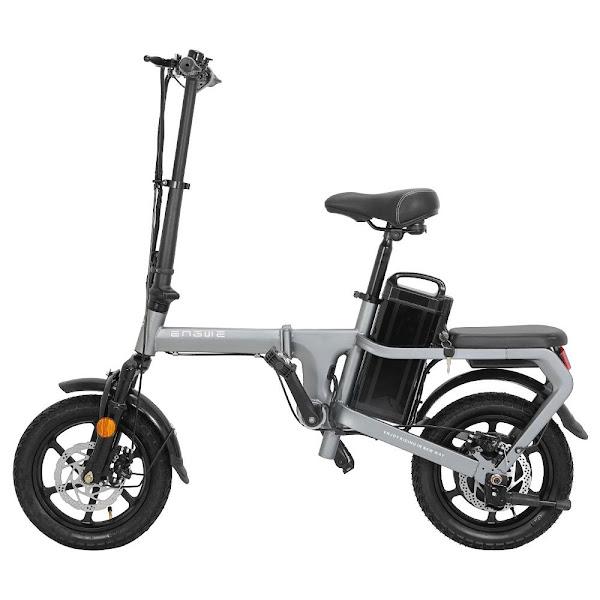 ENGWE X5S - Um bicicleta elétrica pujante!