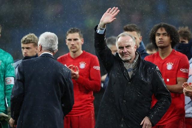 A Bayern elnöke milliárdos nézettséget vár a Bundesliga újrakezdésén