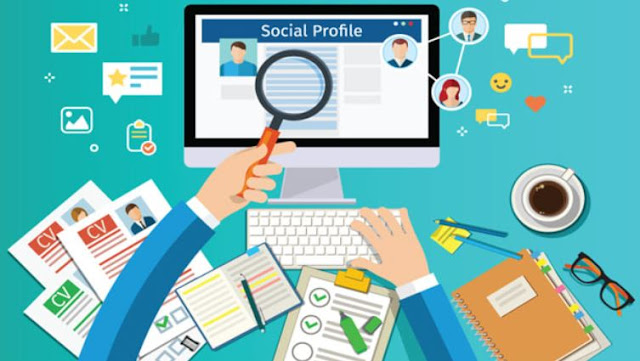 using social media hiring process recruit new employees productively