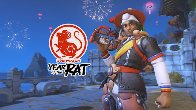 Overwatch Lunar New Year 2020 now live!