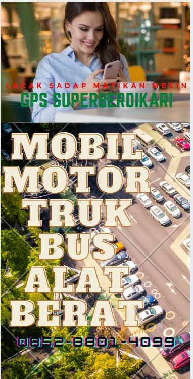 gps tracker jepara mobil motor truk bus