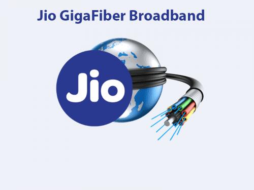 New jio fiber welcome offer  (set-top+ box free 4k tv+ Giga fiber) - TricksRecharge