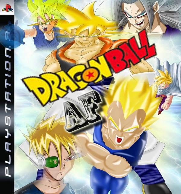 Dragon ball z Af PC game crack Download