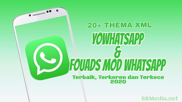 Tema WhatsApp mod xml