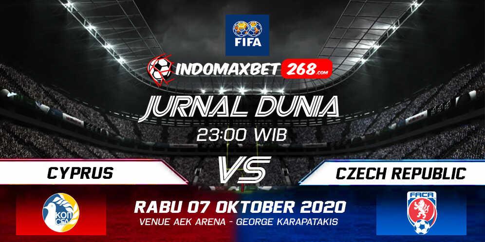 Prediksi Siprus vs Ceko 07 Oktober 2020 Pukul 23:00 WIB