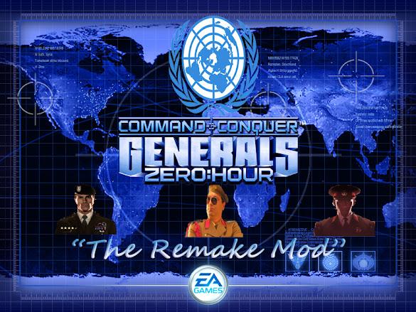 Generals Reborn 5.05 Remake