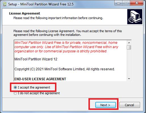 Hướng dẫn cách download, cài đặt và sử dụng phần mềm MiniTools Partition Wizard để chia ổ cứng máy tính b