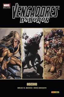 Vengadores Oscuros - Asedio