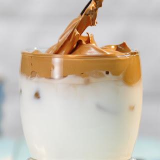 Cách làm cà phê bọt biển (cà phê Dalgona Hàn Quốc) thơm ngon dễ làm tại nhà