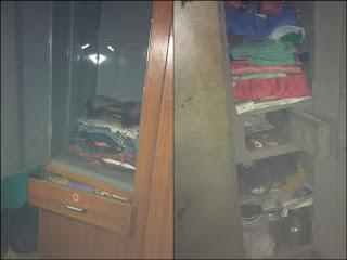 अटेर के ग्राम टिकरी में आज्ञात चोरों ने किया माल पार