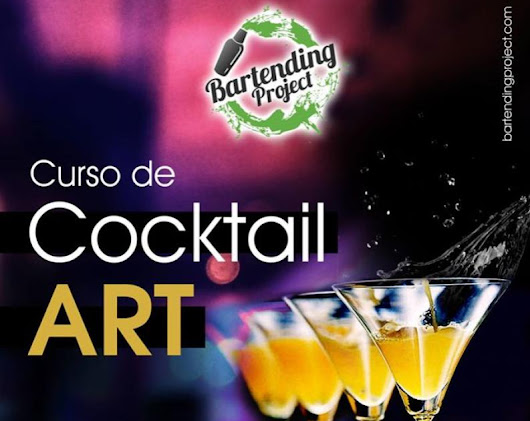 CURSO DE COCKTAILS NO ALGARVE - PÓS-LABORAL