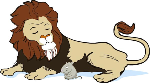 चूहे और शेर की दोस्ती Stories For Kids In Hindi {*New Story*}