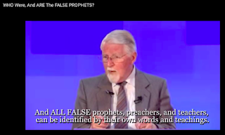 David Pawson false teachings.