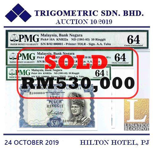 Malaysia Banknotes