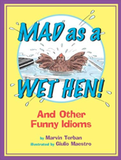 A list of great books to use when teaching idioms to upper elementary students.