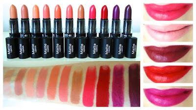 Kelebihan Serta Keunggulan Lipstik Matte