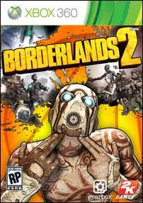 Borderlands 2 (X-BOX360) 2012