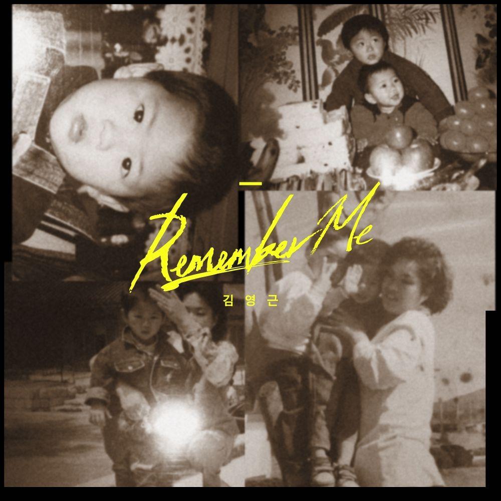 Kim Young Geun – Remember Me – Single