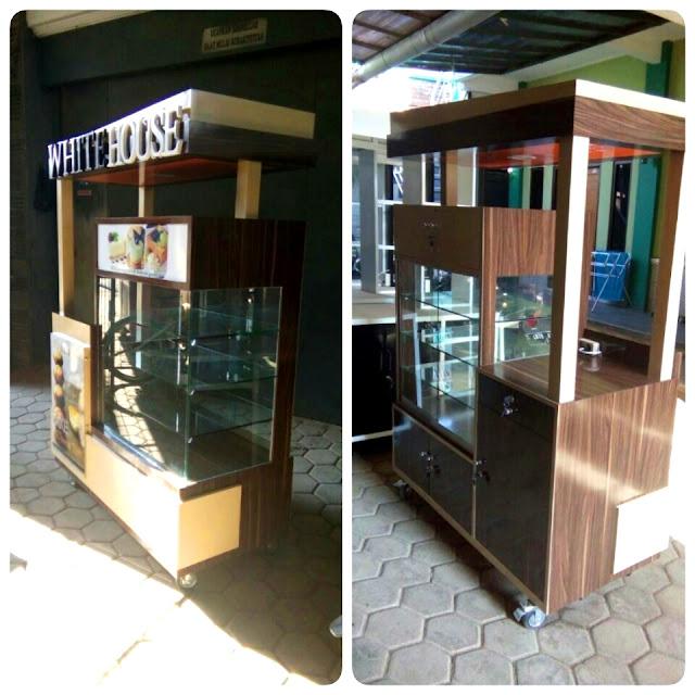 Booth Makanan-Booth Cheese Cake