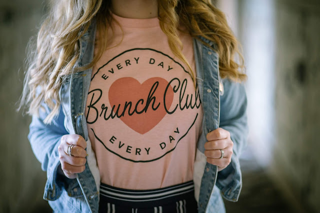 Joanie Margot Everyday Brunch Tee