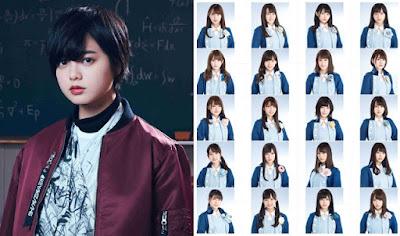 Keyakizaka46 Hirate Yurina & Hiragana Keyakizaka46.jpg