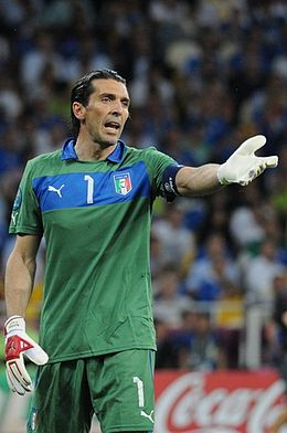 Gianluigi Buffon Alter
