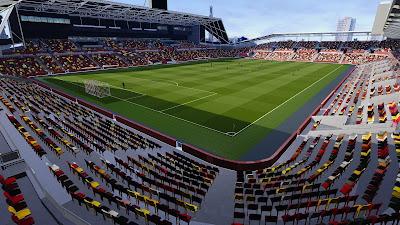 PES 2021 Stadium Brentford Community