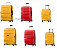 Concorso Lines vinci set di valige