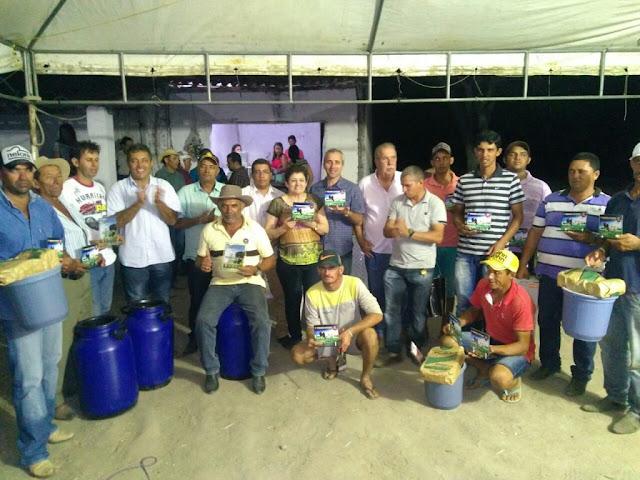 Em Piranhas, 1° Torneio Leiteiro é realizado no Povoado de Picos