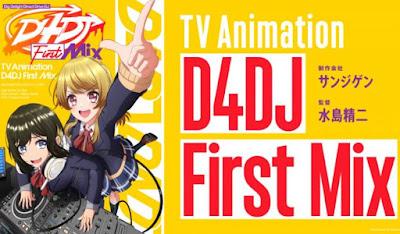 D4DJ: First Mix Episódio 12