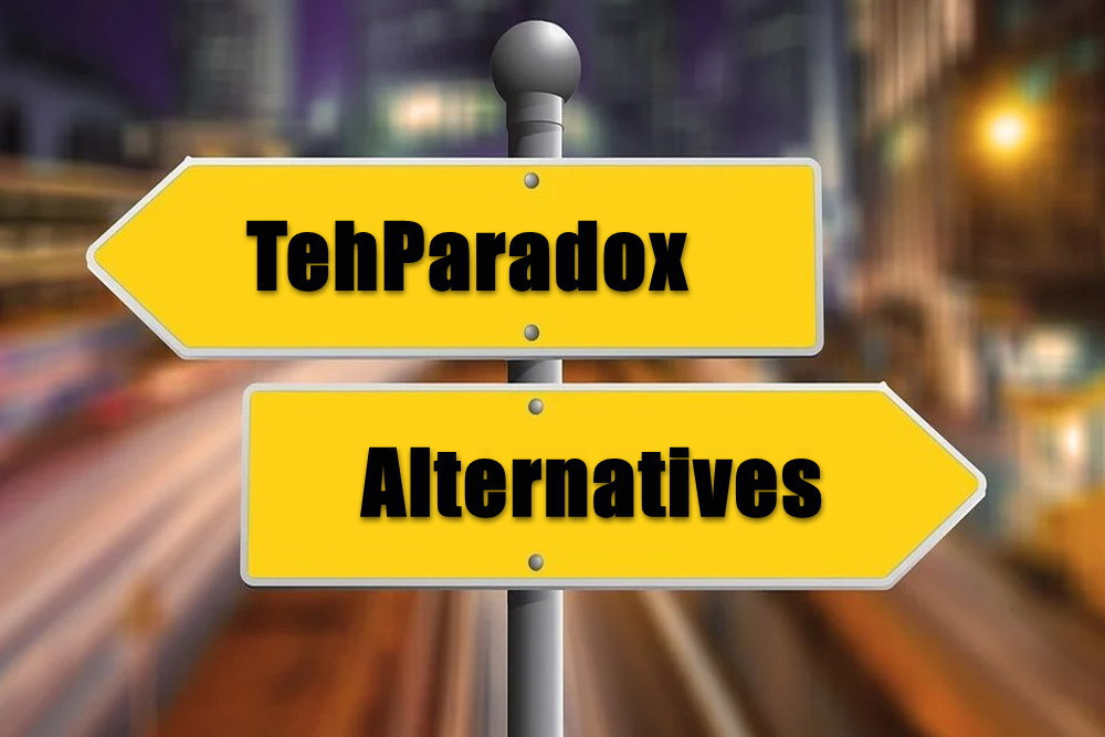 TehParadox Alternatives