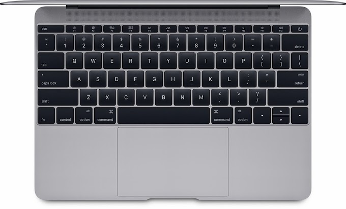 Novo MacBook 12 Polegadas