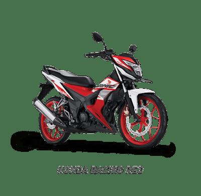 Warna Baru Sonic 150R Spesial Edition Honda Racing Red 2020 Sejahtera Mulia Cirebon