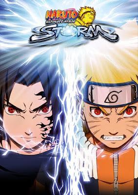 Capa do Naruto: Ultimate Ninja Storm
