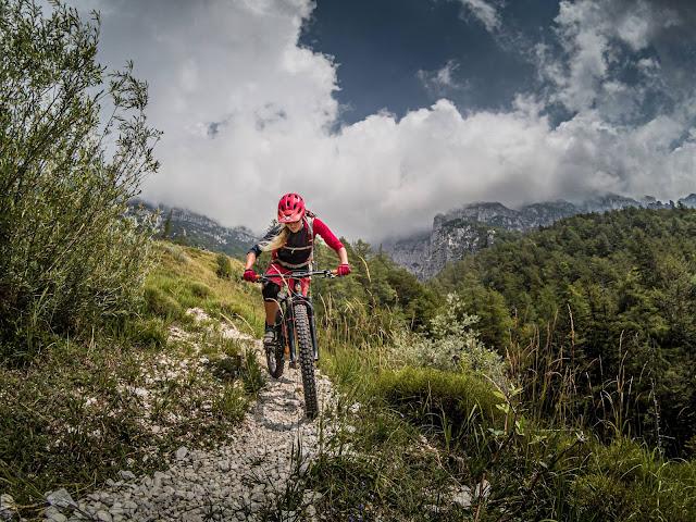 Friaul /Creta Dai Rusei Mountainbike Tour