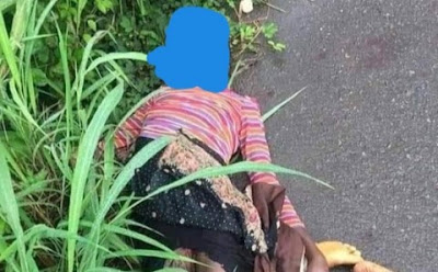 Ritualists Abduct And Kill Young Girl, Abandon Her Body In A Bush In Enugu (Photos)