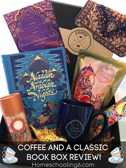 #coffeeandaclassicbookbox